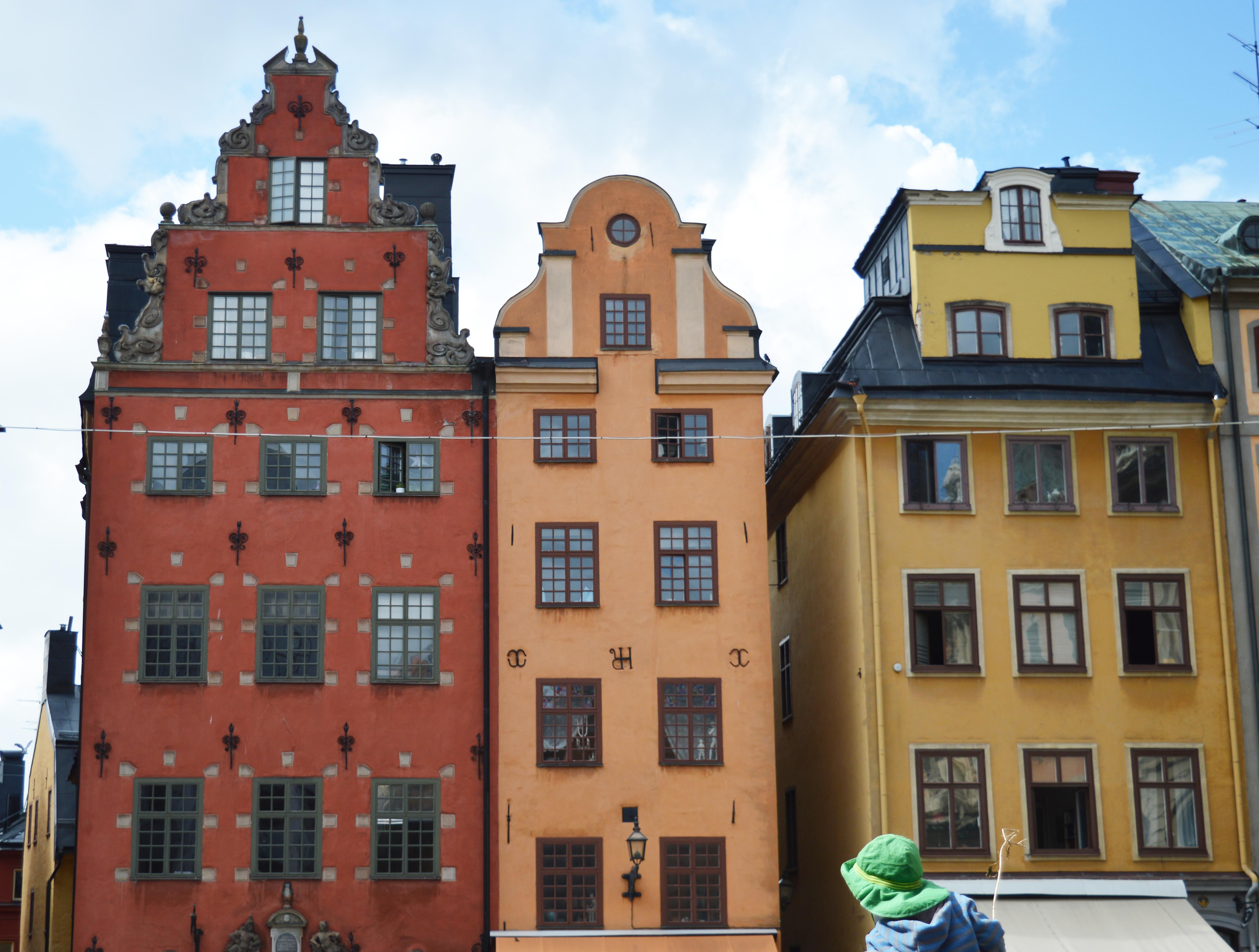La Grand-Place (Stortorget) Stockholm