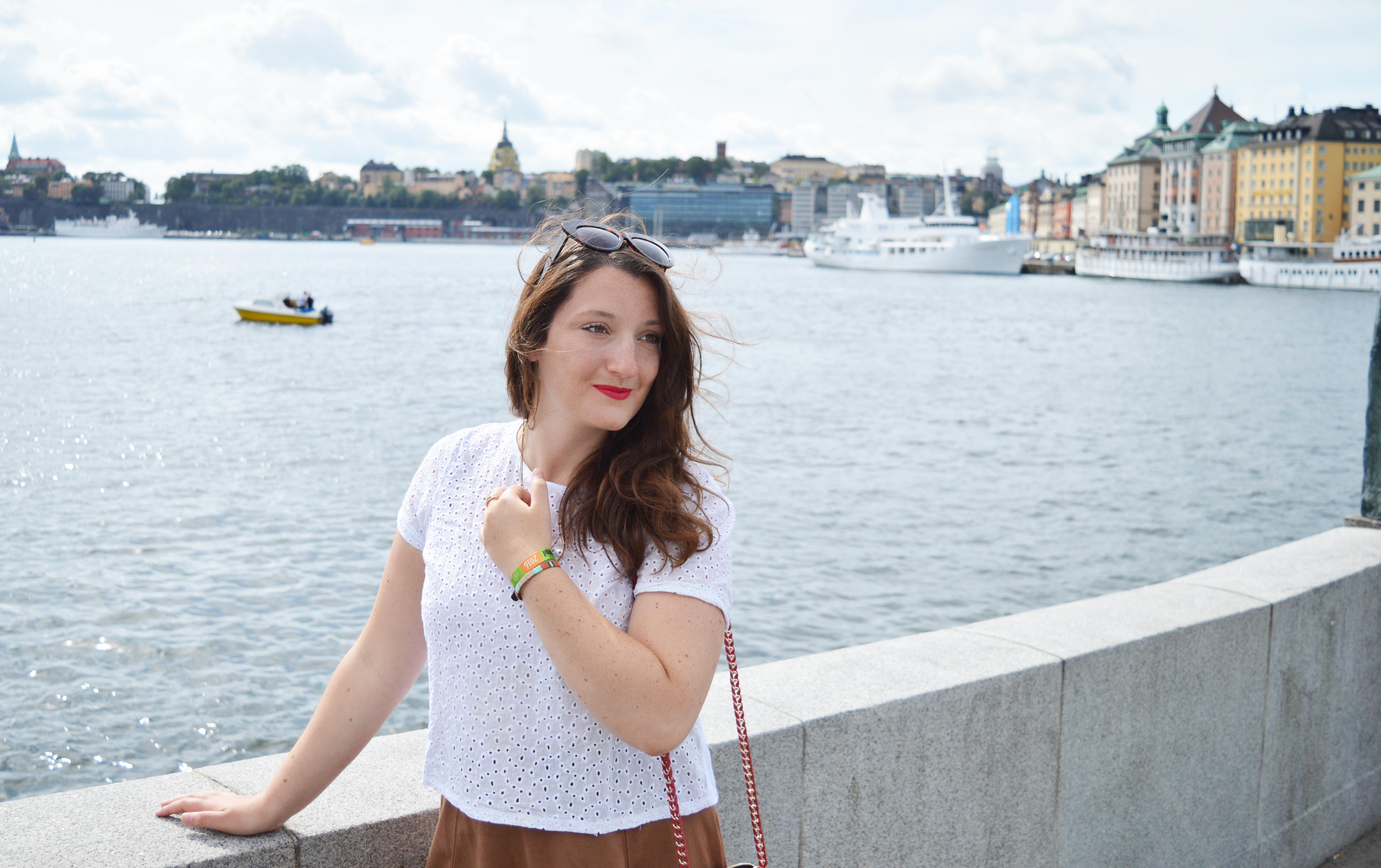 Stockholm Portrait