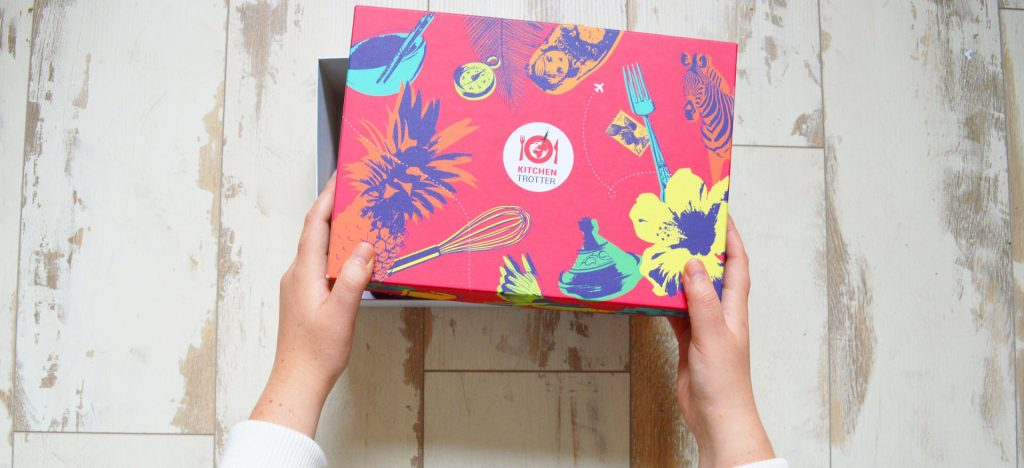 Box Kitchen Trotter + CONCOURS