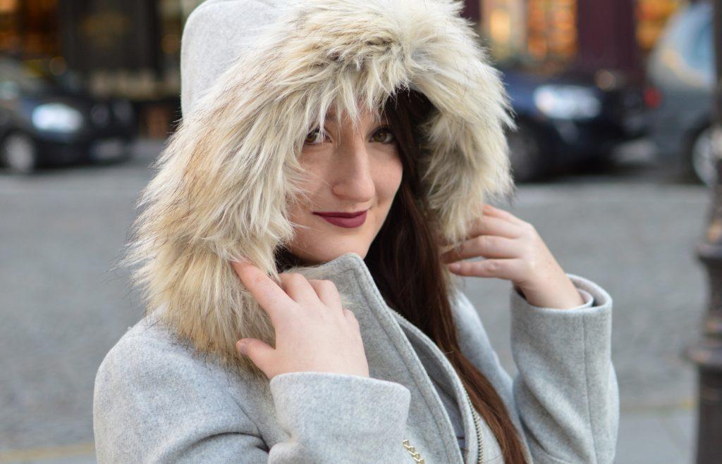 Mon manteau J.CREW