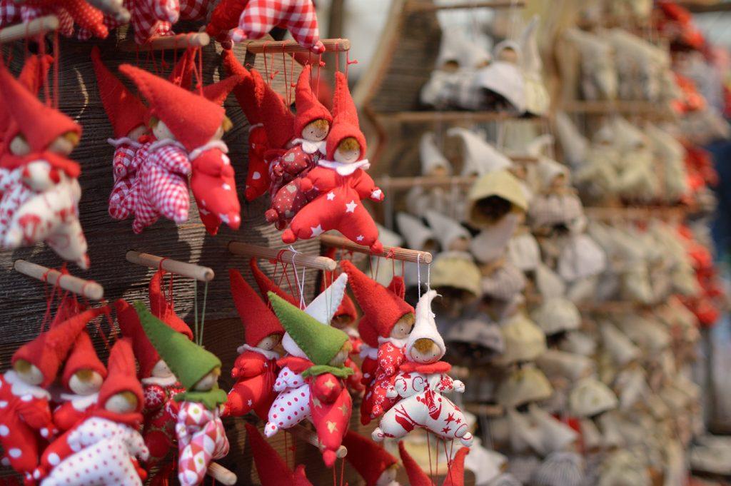 Les marchés de Noël d'Alsace