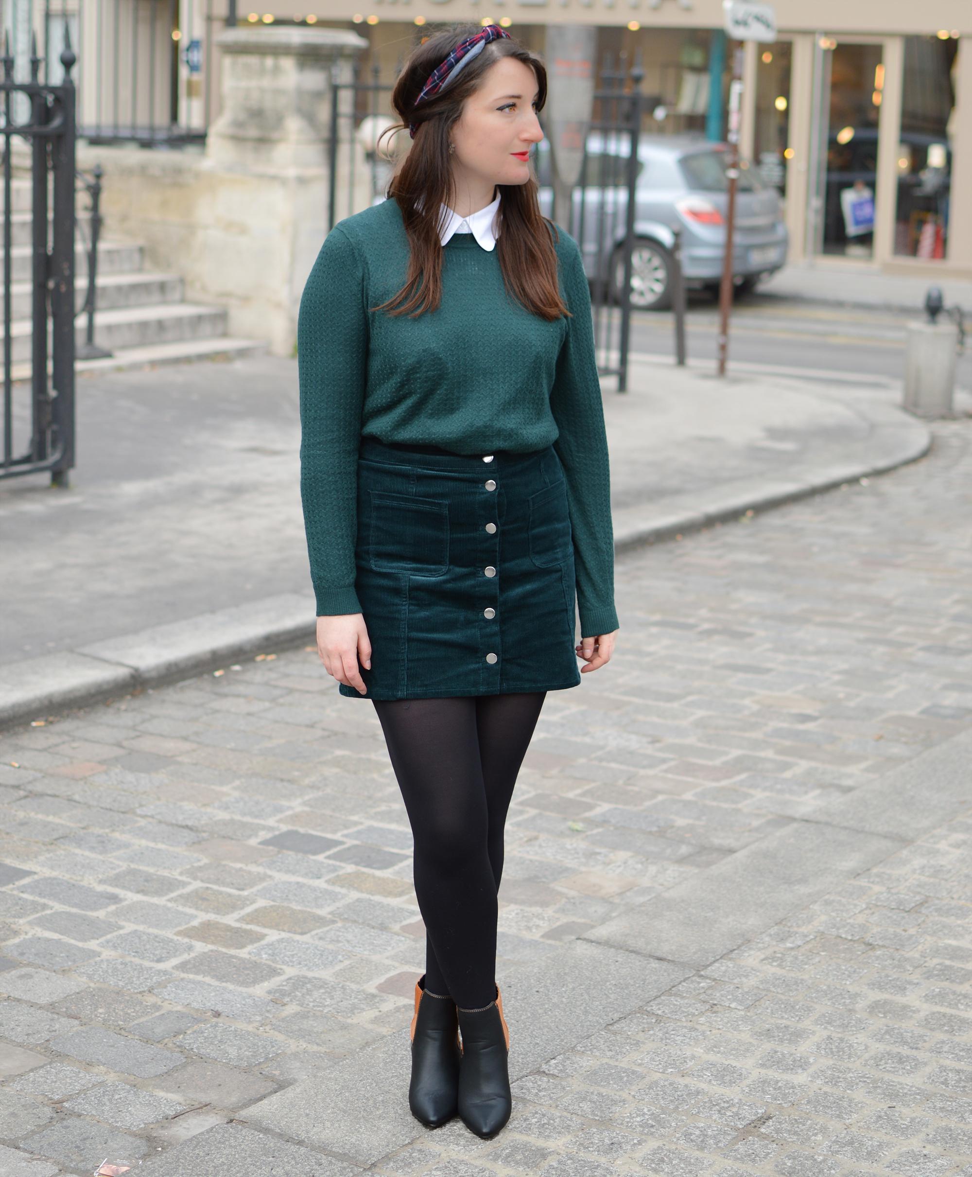 vert-sapin-jupe-col-festonne-look-3