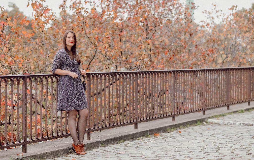 La petite robe d'automne