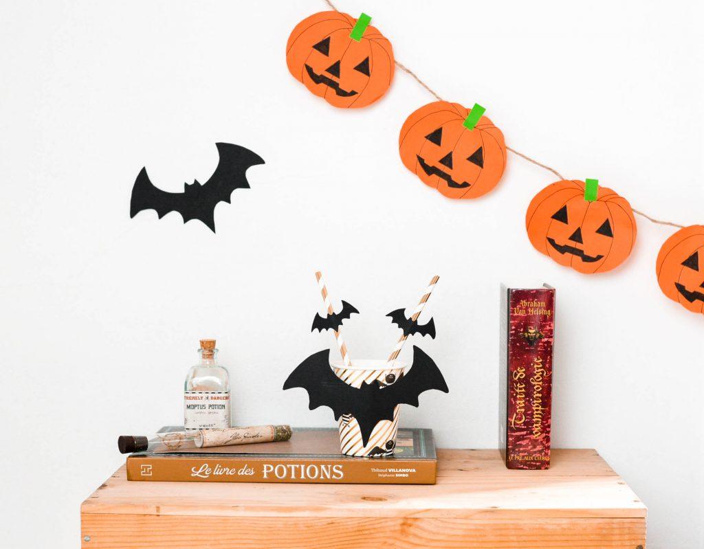 DIY faciles pour Halloween