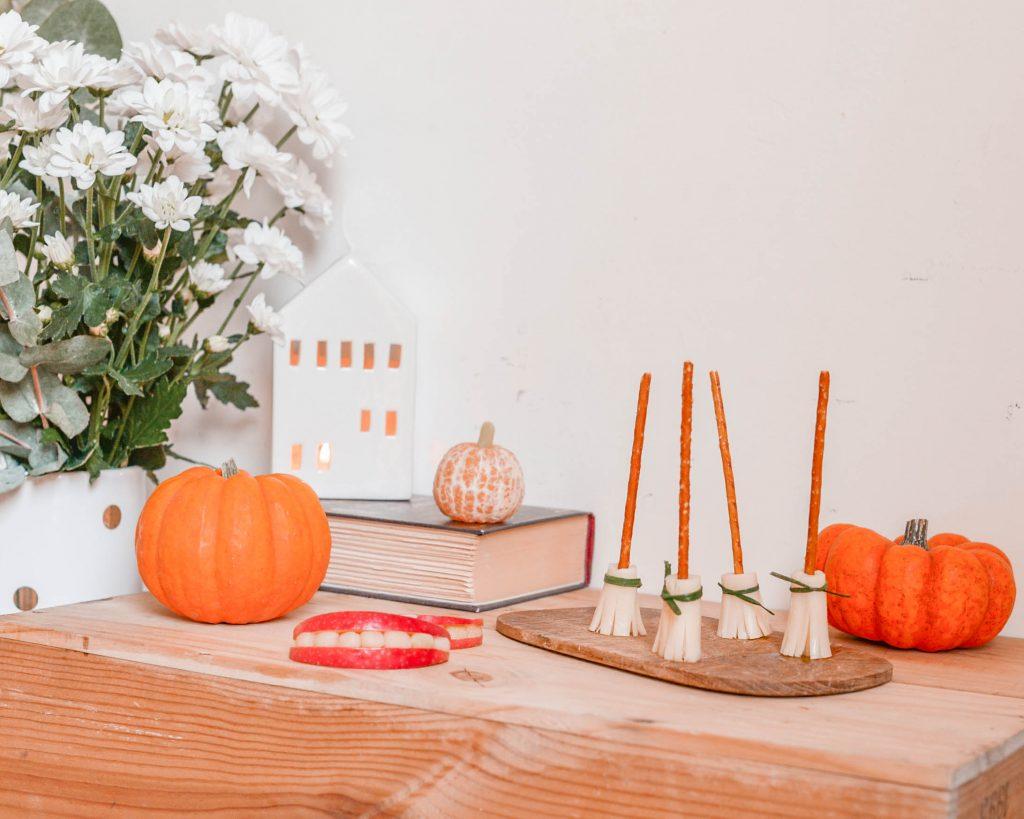 3 recettes faciles pour Halloween