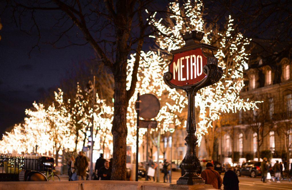 O voir les plus belles illuminations de no l paris sophie 39 s moods for Illumination exterieure pour noel