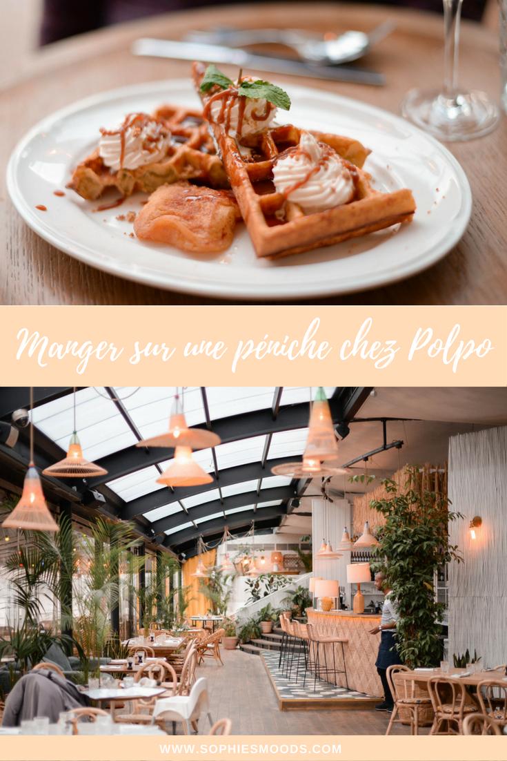 Polpo Brasserie Levallois Perret Restaurant Brunch