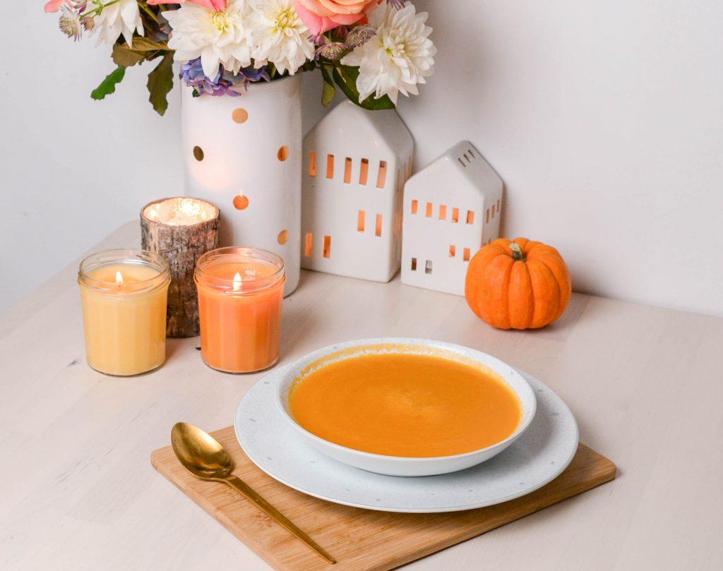 5 recettes de soupes pour l'automne/hiver
