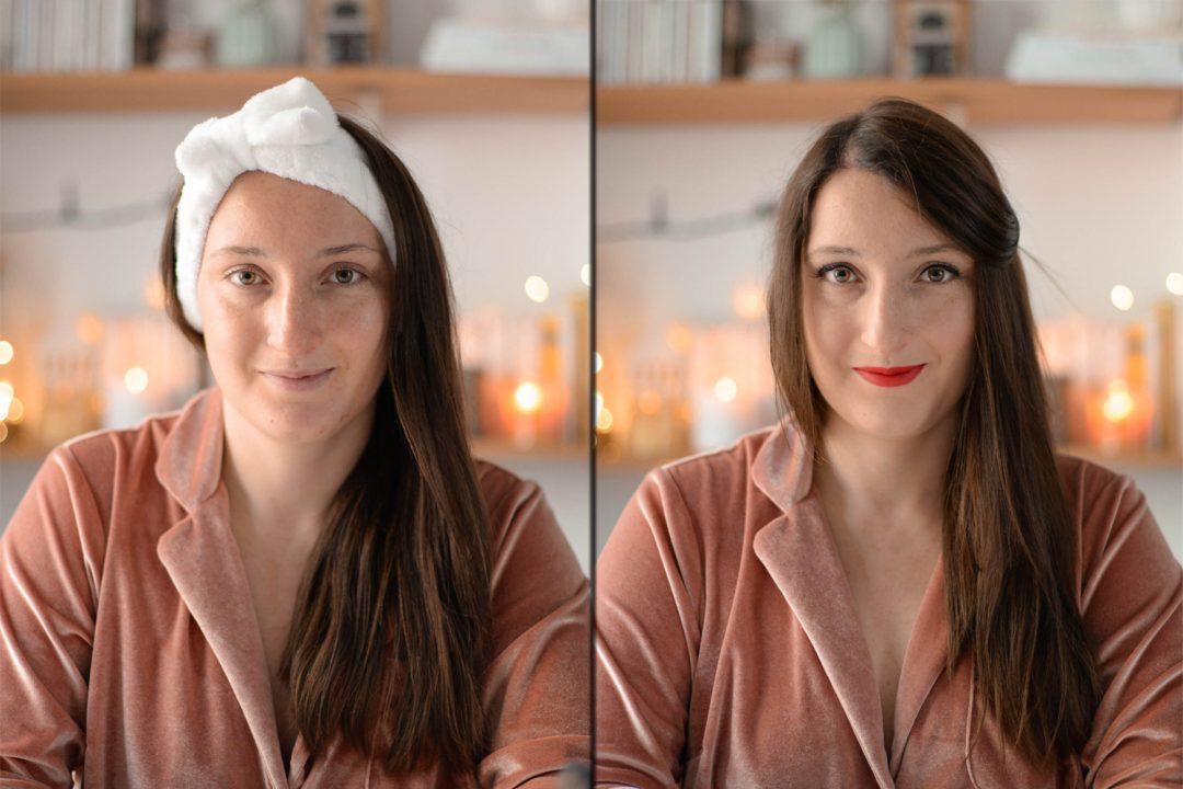 Routine maquillage quotidienne facile et rapide