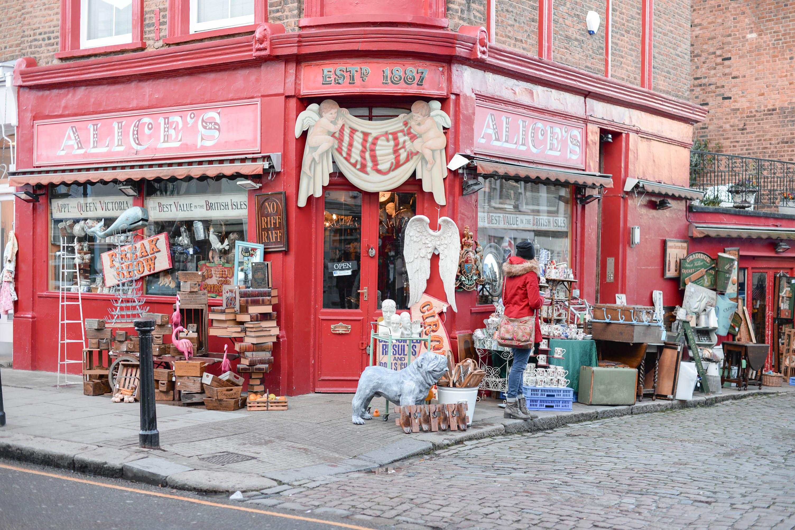 Noel à Londres